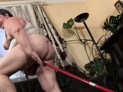 bbw-old-granny-sex-with-a-mop