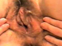 Amateur Homemade Hairy Pussy POV Fuck