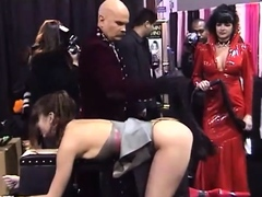 Latex and ultra fetish bdsm sexing