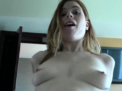 Pepper Hart loves to fuck you in hotel room (POV Style)