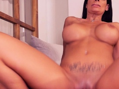 Big tits latina milf pick up in holiday from german agent