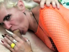 tongue orgasm