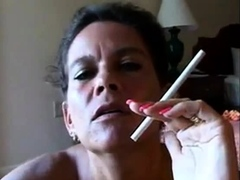 sexy sexy mature cougar smoking bj-pov