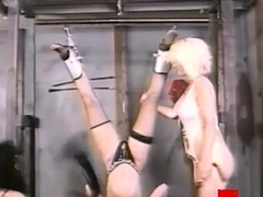 BRUCE SEVEN - Trinity gets her big tits milked