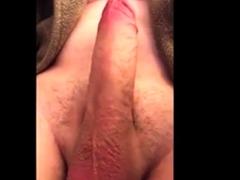 Fleshlight Pulsating Cock Creampie and Dripping Cum