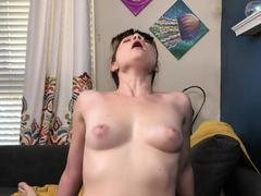 horny-babe-alison-rey-caught-masturbating-and-fucked