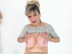 jerk off instructions from monster tit mature lady sonia