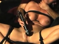 I direct the orgasms of my slave Monica