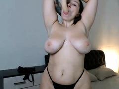 big-boob-brunette-masturbates-on-webcam