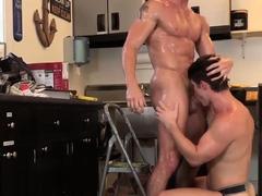 NASTYDADDY Athletic Devin Franco Raw Fucked By Cade Maddox