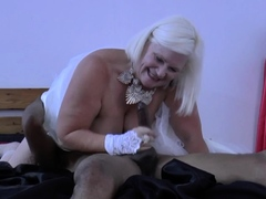 mature bride sixtynines