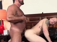 NASTYDADDY Big Muscular Brad Kalvo Raw Breeds Leo Lucket