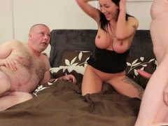 Busty cfnm mistress humiliation sph loser