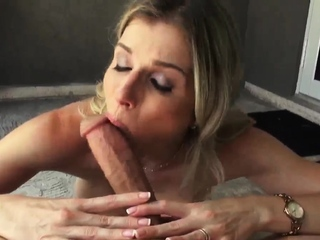 Mom watches two girls fuck milfcrony Cory Chase in