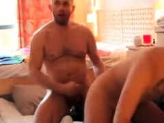 pup-takes-thick-cock