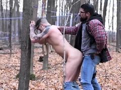 MASQULIN Inked Andrew Green Raw Bred Hard By Ryan Bones