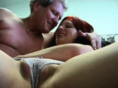 breathtaking-old-and-young-act-with-sweetheart-seducing-dad