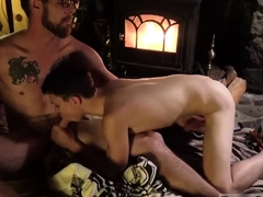 Cute african boys to gay sex movies Dad Family Cabin
