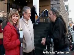 Dirty Russian Couple Comes To Amsterdam Part4