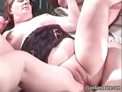 Hot And Old Slut Getting Banged Hardly