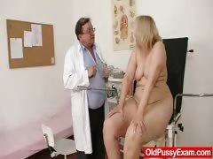 blond-haired-chubby-milf-explored-by-cunt-doctor