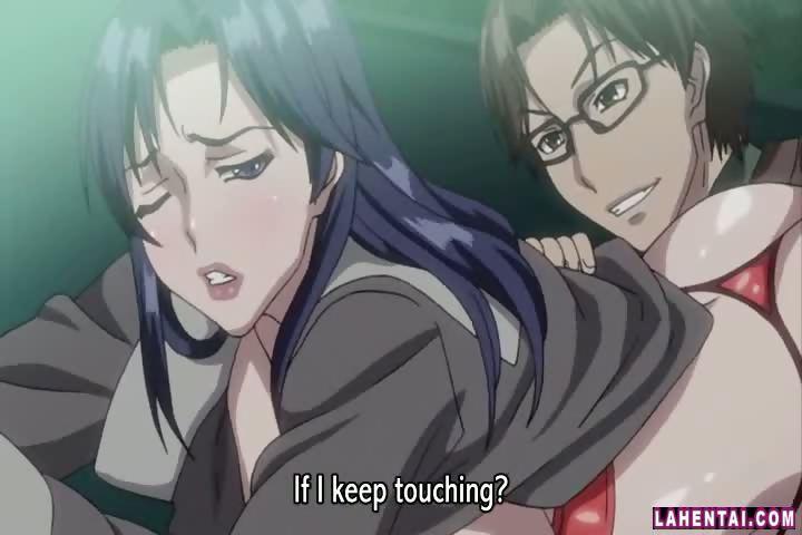 Hentai slut gets fucked